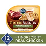 Nature's Recipe Prime Blends, Chicken & Lamb Recip...