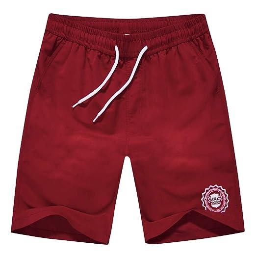Bañadores de natación Pantalones Cortos De Playa Chándal Ropa para ...