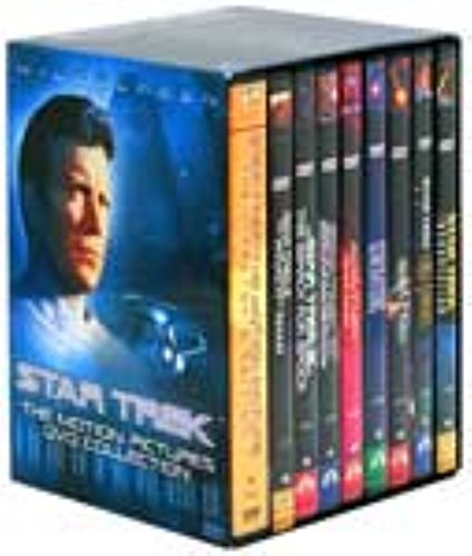 Star Trek - The Motion Pictures DVD Collection by Paramount