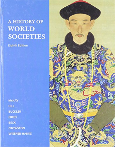 History of World Societies Eighth Edition