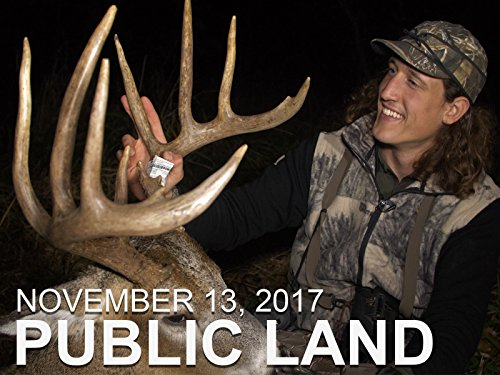 November 13 - Public Land: Ghillie Suit Bow Kill From the Ground
