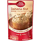 Betty Crocker Banana Nut Muffin Mix, 6.4 Ounce
