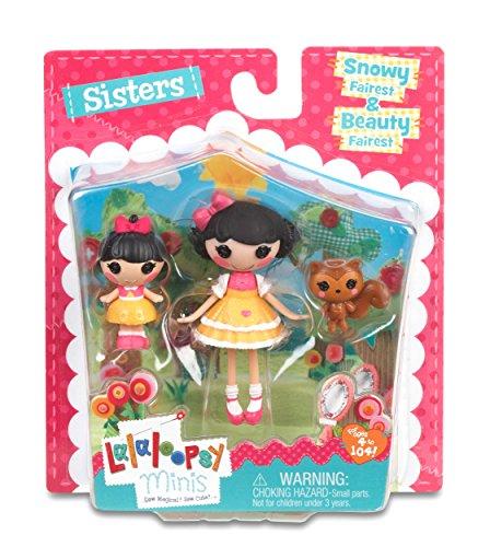Mini Littles Sisters- Snowy Fairest & Beauty Fairest
