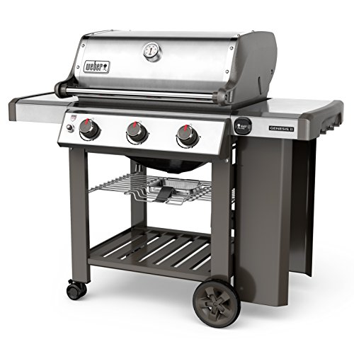 weber 66000001 genesis ii s 310 natural gas grill gas grill features. Black Bedroom Furniture Sets. Home Design Ideas