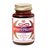 Billy's Infinity Protein. 100 Percent Organic and Vegan Muscle-Building Protein (Trial Size 26g) Review