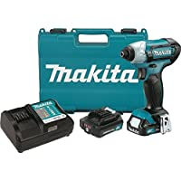 Makita Dt03R1 Lithium Ion Cordless Impact Advantages