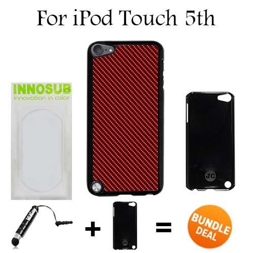 ipod 5 carbon fiber case - 6