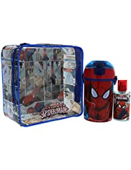 Marvel Ultimate Spider Man 3 Piece Eau de Toilette Spray Gift Set for Kids
