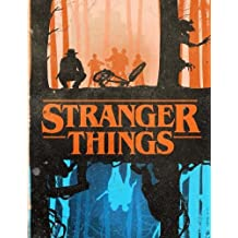 "Stranger Things: Sketch Book 8.5"" X 11"" - 100 Pages"