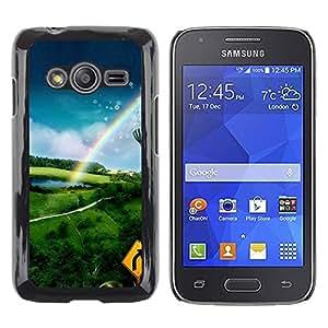 iKiki Tech / Estuche rígido - Nature Hot Air Adventure - Samsung Galaxy Ace 4 G313 SM-G313F