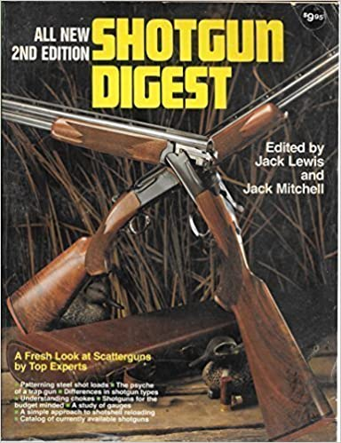 Book Shotgun digest by Jack and Jack Mitchell (editor). Lewis (1980-05-03)