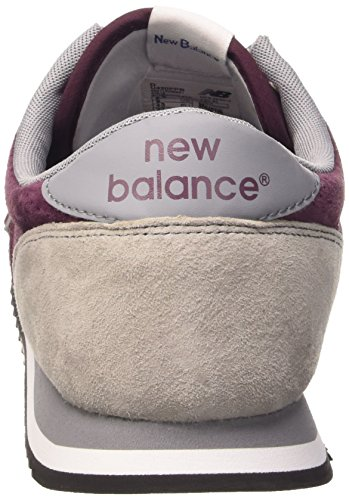 Hombre Pigskin New Balance Perf Burgundy Nbu420Ppy para qpStSOZR