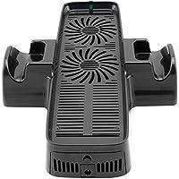 Base Vertical Enfriadora Compatible Con Xbox 360 Slim
