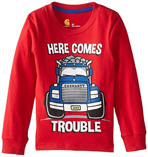 Carhartt Little Boys Comes Trouble product image