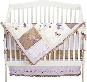 Carter's Garden Party 4 Piece Crib Bedding Set (Discontinued by Manufacturer)