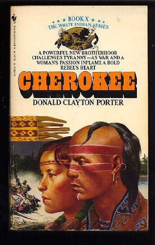 Cherokee   White Indian Book X, Clanton, Donald