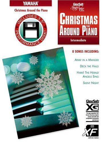 Christmas Around the Piano, Intermediate (You Are the Artist)