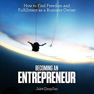 Becoming an Entrepreneur Audiobook
