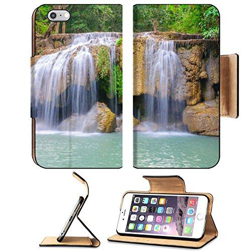 Liili Apple iPhone 6 Plus iPhone 6S Plus Pu Leather Flip Case Beautiful natural waterfall iPhone6 Plus Image ID 21718755