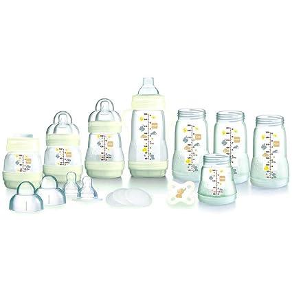 MAM - Juego de biberones para recién nacido, con sistema anticólicos ...