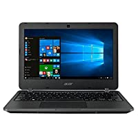 "Notebook Acer Ssd 128gb Tela 11.6"" 4gb Dual-core 1,6GHz Windows 10 - Preto"