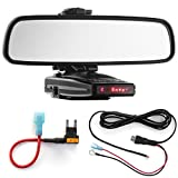 Radar Mount Mirror Mount + Direct Wire + Mini Add a Circuit – Escort 9500ix 8500×50 X70 S55 Review