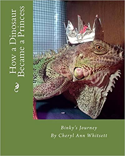 Book How a Dinosaur Became a Princess