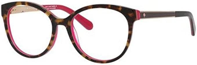 9c04f47d74 Image Unavailable. Image not available for. Color  Eyeglasses Kate Spade ...
