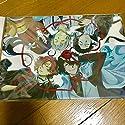 文豪ストレイドッグス 池袋 新宿 横浜 アニメイト 限定 A4 クリアファイルの商品画像