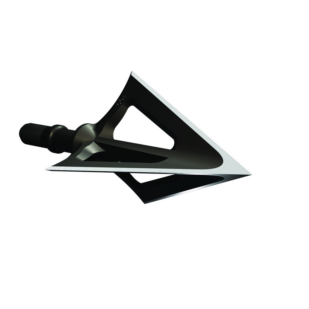 G5 Outdoors Montec 100 Grain Carbon Steel Premium Broadheads. Simple to Use, High Performance Broadhead.,3 Pack