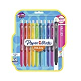 Paper Mate 1956279 InkJoy Gel Pens, Medium Point, Assorted Colors, 10-Count