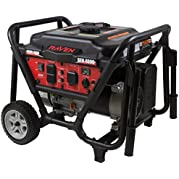 Raven GEN4000, 3200 Running Watts/4000 Starting Watts, Gas Powered Portable Generator