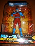 DC Universe Classics Series 5 Exclusive Action Figure The Atom Build Metallo Piece!