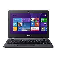 Acer Aspire E 11 ES1-111M-C40S Laptop de 11.6 pulgadas (Negro diamante)