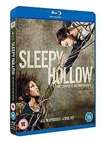 Sleepy Hollow: The Complete Second Season 4 Blu-Ray Edizione: Regno Unito Reino Unido Blu-ray: Amazon.es: Cine y Series TV
