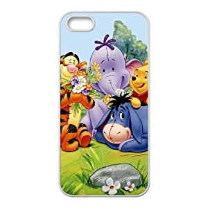 Pooh's Heffalump Halloween Movie iPhone 5 5s Cell Phone Case White E0587187 by ruishername