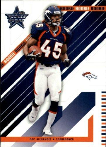 2004 Leaf Rookies and Stars #129 Roc Alexander ()