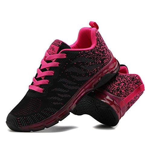 de Plataforma Talla Solshine 39 EU Malla Color Rosa Mujer w5WqSnpadq