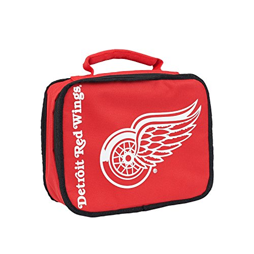 Officially Licensed NHL Detroit Red Wings Sacked Lunch Cooler