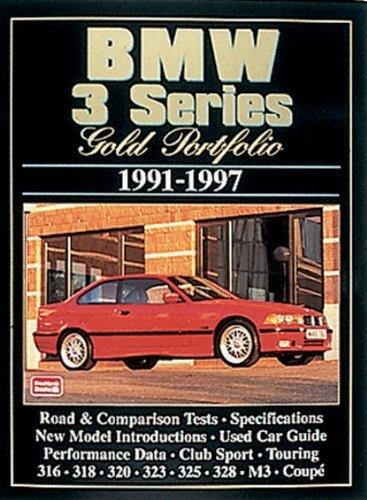 BMW 3 Series 1991-1997 Gold Portfolio