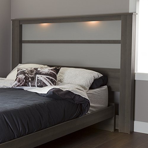 south-shore-furniture-78-inch-gloria-headboard-with-lights-king-gray-maple