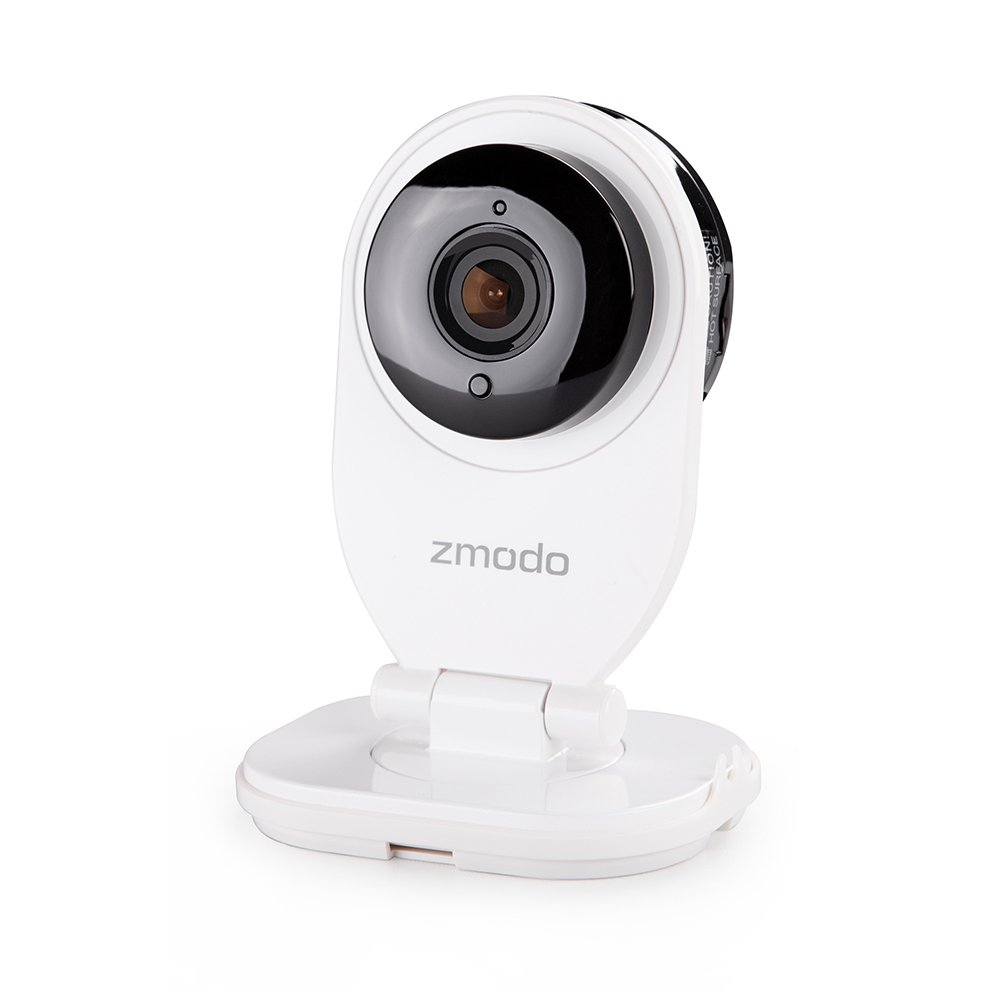 DXP Zmodo WiFi 720P HD Mini IP Vigilancia Cámara ezcam con de 2 Vías de audio (Wireless N Día/Noche Home) Nubes Indicadores Via Browser ZM de sh721: ...