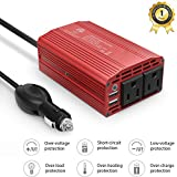 Best Compatiable For Cars - Autoday Car Power Inverter 300W DC 12V to Review