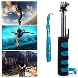 XCSOURCE® Selfie Stick Poche Manfrotto Pôle à Distance Wifi Télescopique pour Gopro Hero 2 3 3+ 4 OS207
