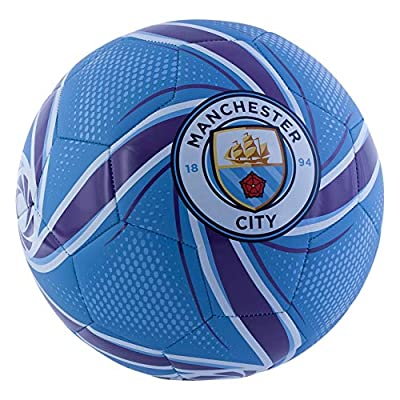 PUMA Man City Future Flare Soccer Ball