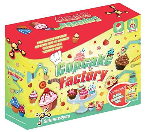 Science4you 484501 Cupcake Factory Toy