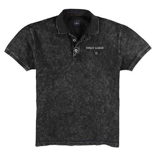 engbers Herren Poloshirt, 23646, Grau