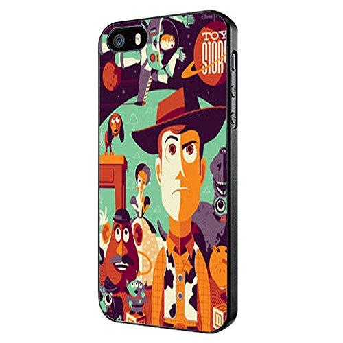 disney-pixar-toy-story-woody-buzz-retro-for-iphone-case-iphone-5-5s-black