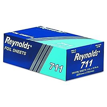 Amazon.com: Reynolds Wrap 711 Pop-Up Interfolded Aluminum