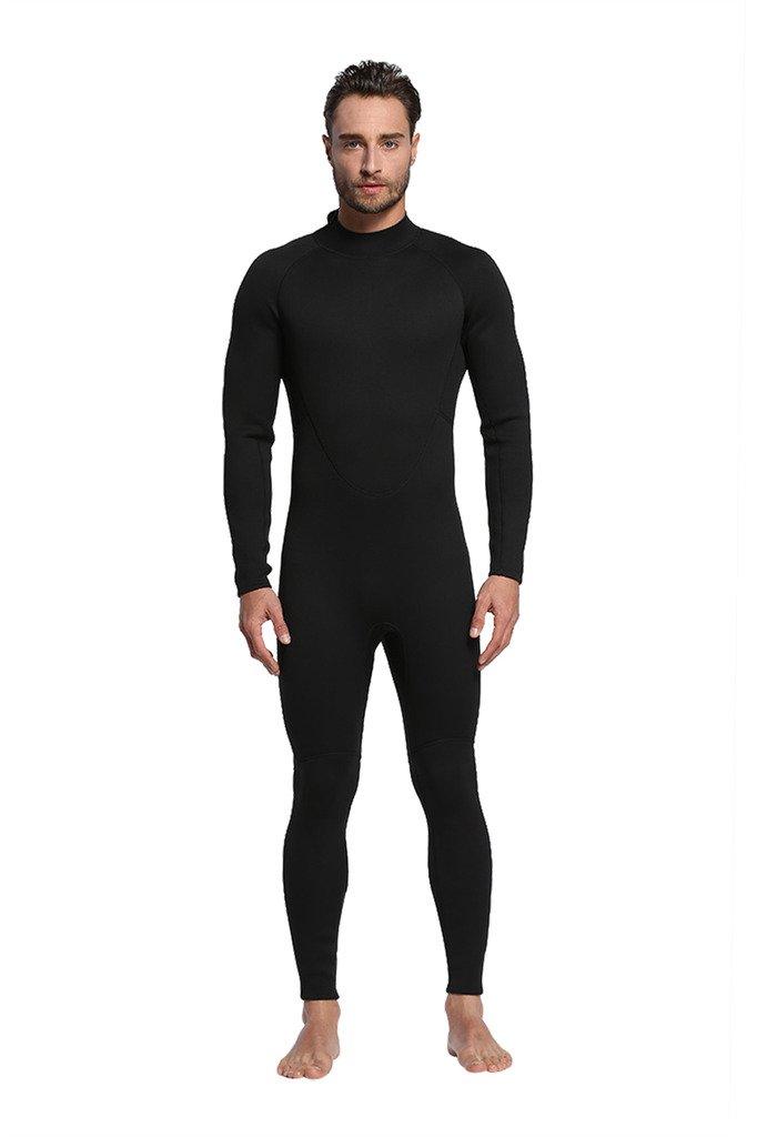 SanguineSunny メンズ ネオプレン X-Large ウェットスーツ 3mm フルボディ フルボディ トライアスロン ダイビングスーツ メンズ B073JBPM1Y X-Large|ブラック ブラック X-Large, 激安輸入雑貨の店R-MART plus:5d391e50 --- ijpba.info